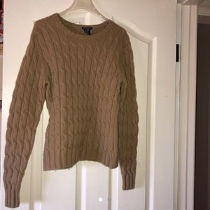 *Thrifted* Lambs Wool GAP Sweater